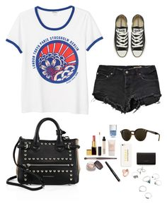 """""""Sin título #92"""" by jaqueline20 on Polyvore featuring moda, Monki, Ksubi, Burberry, Tom Ford, Pieces, Dolce Vita, NARS Cosmetics, Bobbi Brown Cosmetics y Ray-Ban"""