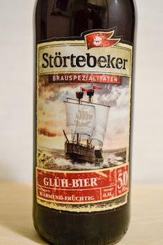 Leberkassemmel und mehr: Glüh-Bier von Störtebeker