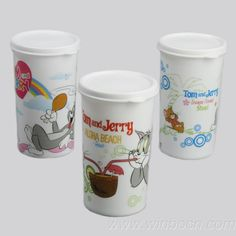Tom and Jerry durable  plastic cup  http://www.aliexpress.com/store/814409