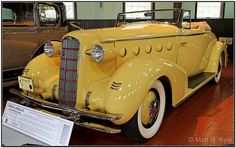 cadillac lasalle convertible coupe | 1934 Cadillac Built LaSalle Convertible Coupe (7) | Flickr - Photo ...