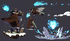 Game Character Design, Fantasy Character Design, Character Design References, Character Design Inspiration, Character Concept, Character Art, Concept Art, Arte Elemental, Magic Design