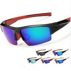 Cycling Polarized Sun Glasses For Men