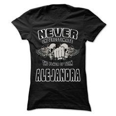 Never Underestimate The Power Of Team ALEJANDRA - 99 Co - #school shirt #sweatshirt girl. WANT THIS => https://www.sunfrog.com/LifeStyle/Never-Underestimate-The-Power-Of-Team-ALEJANDRA--99-Cool-Team-Shirt-.html?68278
