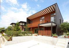 (株)SPAZIO建築設計事務所 仙台 | 高森の家 -薪ストーブと土間玄関のある家-