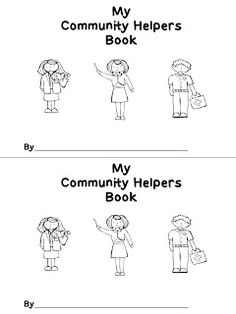 1000 Images About School Community Helpers On Pinterest