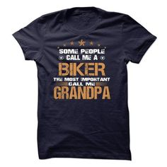 Best Bikers Grandpa Shirt LIMITED TIME ONLY. ORDER NOW if you like, Item Not Sold Anywhere Else. Amazing for you or gift for your family members and your friends. Thank you! #grandpa #shirts
