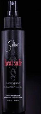 Sultra provides the best professional blow dryers and hair irons. Find hair styling products and tools, professional hair beauty styling, professional hair products, heat safe protective spray for heat-styled curly, wavy hair @Jeani Thompson #SultraNYFW