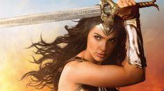 O filme da Mulher-Maravilha ganhou dois novos comerciais.