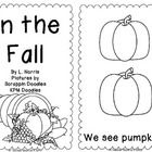 In the Fall is a printable sight word book for emergent readers that I wrote for my kindergarten guided reading group.Written in a predictable pa...