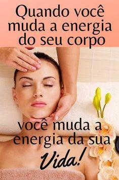 MASSAGEM4em1 muda a sua vida!  É fantástico ver como a mudança do fluxo da energia do corpo altera nossa percepção sensorial e, consequentemente, a forma como encaramos a vida. É por isso que nos sentimos mais dispostos, alegres e abertos para novos desafios, depois que recebemos massagem. Seja você também um facilitador dessas mudanças vitais!  #massagem4em1 #massagem #terapiasalternativas #terapiasnaturais #massagetherapy Body Shop At Home, Pedicure Spa, Relaxing Day, Holistic Wellness, Tantra, Massage Therapy, Doterra, Ayurveda, Motivation