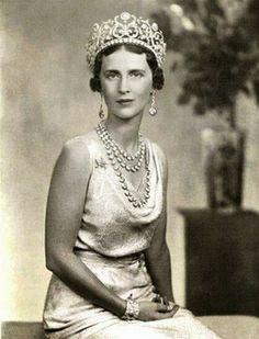 H.R.H. Princess Olga of Yugoslavia, née Princess of Greece (1903-1997)