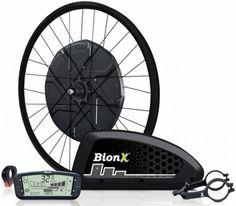 Closeout BionX D500, Next-Gen Electric Conversion Kit (G2)