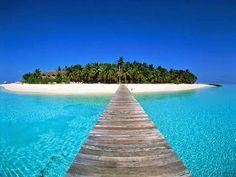 new era brasil: 10 Praias Você Deve Conhecer Antes De Morrer! >> 2.    Ilhas Maldivas – Maldivas