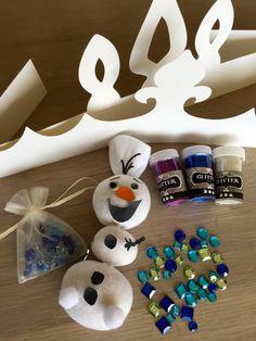 knutselpakket in het thema Frozen!