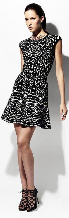 a7ed68a35efa0 Torn by Ronny Kobo Animal Print Dress Animal Print Dresses, Animal Prints,  Diy For