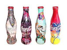 Matthew Williamson coke bottles