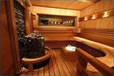 Ihqu sauna!