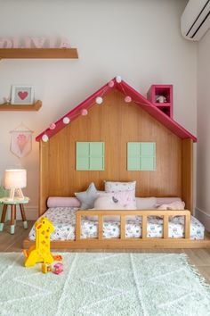 Smart Montessori Ideas For Baby Bedroom - Babyzimmer Ideen Baby Bedroom, Baby Room Decor, Girls Bedroom, Kids Bedroom Furniture, Cheap Furniture, Outdoor Furniture, Bedroom Ideas, Bedroom Decor, Furniture Dolly