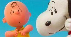 Manaós Sa Ltda: Primeiro Teaser de Charlie Brown e Snoopy, o Filme...