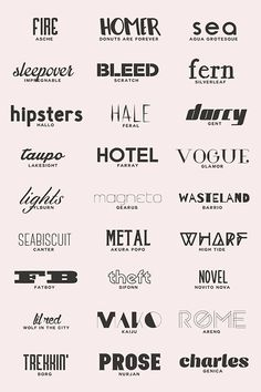 Favourite free fonts of 2014 (a resource list) - so far: asche | donuts | aqua grotesque | impregnable | scratch | silverleaf | hallo | fer...