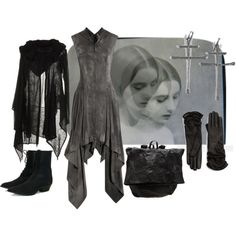 """The Blood of My Lady"" by pennydreadful27 on Polyvore"