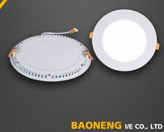 Led Aluminum Plastic Designed Led Panel Round Panel Light Indoor W Round Panel Light Led Panel Light, Flat, Stuff To Buy, Bass, Dancing Girls, Flat Shoes