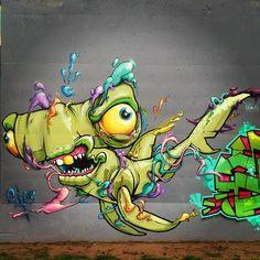 pixels – Graffiti World Urban Street Art, 3d Street Art, Street Art Graffiti, Street Artists, Urban Art, Graffiti Writing, Graffiti Wall Art, Graffiti Lettering, Graffiti Designs