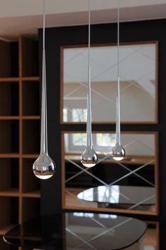 General lighting | Suspended lights | Falling 8 Up Round | Tobias ... Check it on Architonic