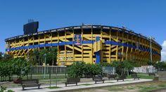 La Bombonera, Stadium, Boca Juniors, Buenos Aires, Argentina HD Wallpaper