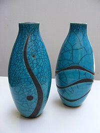 KimCeramik - Céramique Poterie Raku - Jura | Poligny - Les Pièces