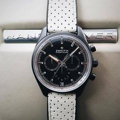 Fancy - Zenith El Primero Range Rover Edition Watch