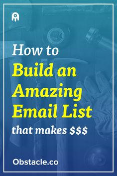 Ready to build an email list that will make you money to quit your job? Here is…
