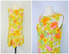 Mod •~• floral dress