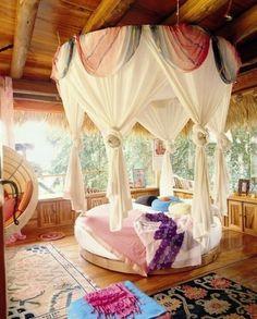 so beachy and exotic. Take me here