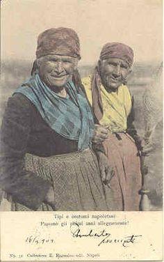 Tipi e costumi napoletani