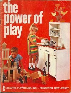 Creative Playthings Toy Catalog 1967  | eBay listing by jollyrarestuff