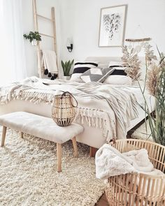 Home Decor Bedroom .Home Decor Bedroom Room Ideas Bedroom, Home Decor Bedroom, Bedroom Inspo, Ikea Bedroom, Master Bedroom, Bedroom Designs, Bedroom Inspiration, Bedroom Furniture, Bohemian Bedroom Decor