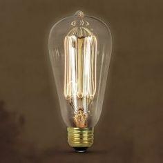 10 best original vintage style bulbs images on pinterest fashion
