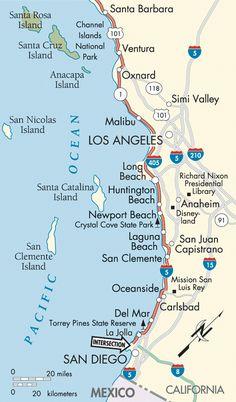 382 Best SANTA BARBARA California images