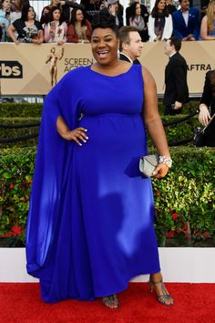 Adrienne C. Moore - Inspiring Body Positive Celebs Who Rock the Red Carpet - Photos