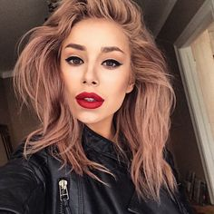 ALINA CEUSAN @alinaceusan Instagram profile - Enjoygram Gorgeous Hair, Barbie, Women's Fashion, Long Hair Styles, Makeup, How To Make, Beauty, Instagram, Maquillaje
