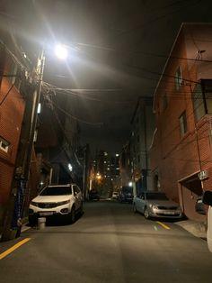 Busan, Night