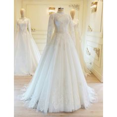 You can find different rumors about the annals of the marriage dress; Dresses Elegant, Most Beautiful Dresses, Elegant Wedding Dress, White Wedding Dresses, Wedding Party Dresses, Wedding White, Lace Wedding, Bridal Hijab, Wedding Hijab