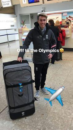 Stefan Kraft, Andreas Wellinger, Ski Jumping, Jansport Backpack, Jumpers, Austria, Olympics, Skiing, Sky
