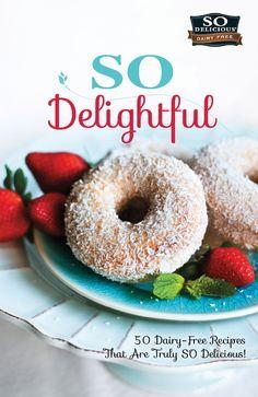 Coconut vanilla donut dairy free egg free vegan gluten free