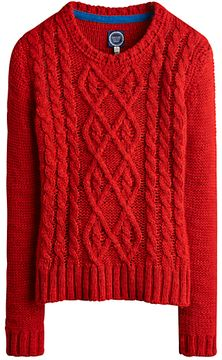 Joules Avelyn Cable Knit Jumper