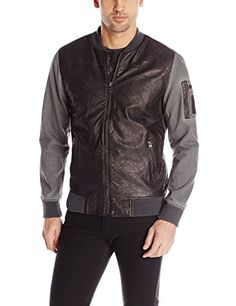 Buffalo David Bitton Men's Jidfor Cotton Canvas Long Sleeve Jacket, Ardent, Large Buffalo David Bitton ++ You can get best price to buy this with big discount just for you.++