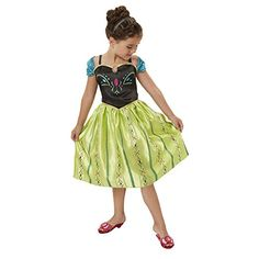 Disney Frozen Anna Coronation Dress >>> You can get additional details at the image link.