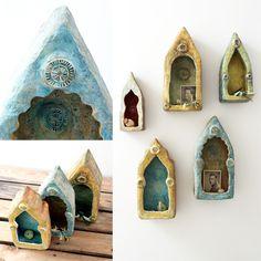 Shrine Cabinet a work in progress & a sneak peek