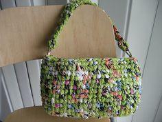 Crochet Rag Bag | Flickr - Photo Sharing!